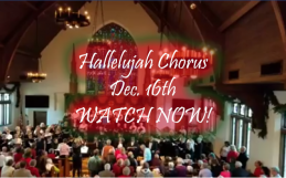 Hallelujah Chorus – December 16th 2018
