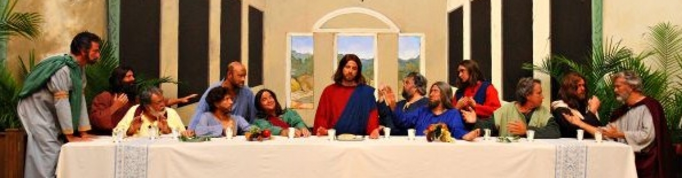A Living Last Supper