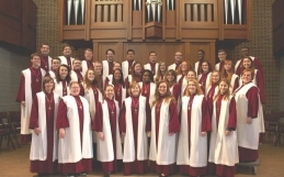 Lenoir-Rhyne University Choir