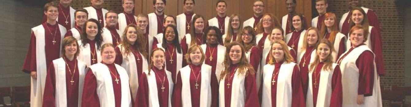 Lenoir-Rhyne University Choir