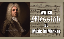 Watch The Messiah at Music on Market