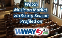 Music on Market on WWAY 3