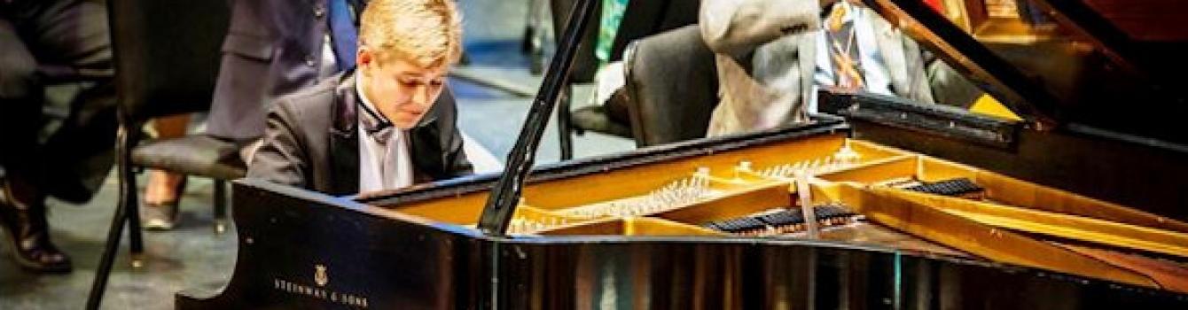 Noah Waddell, Pianist
